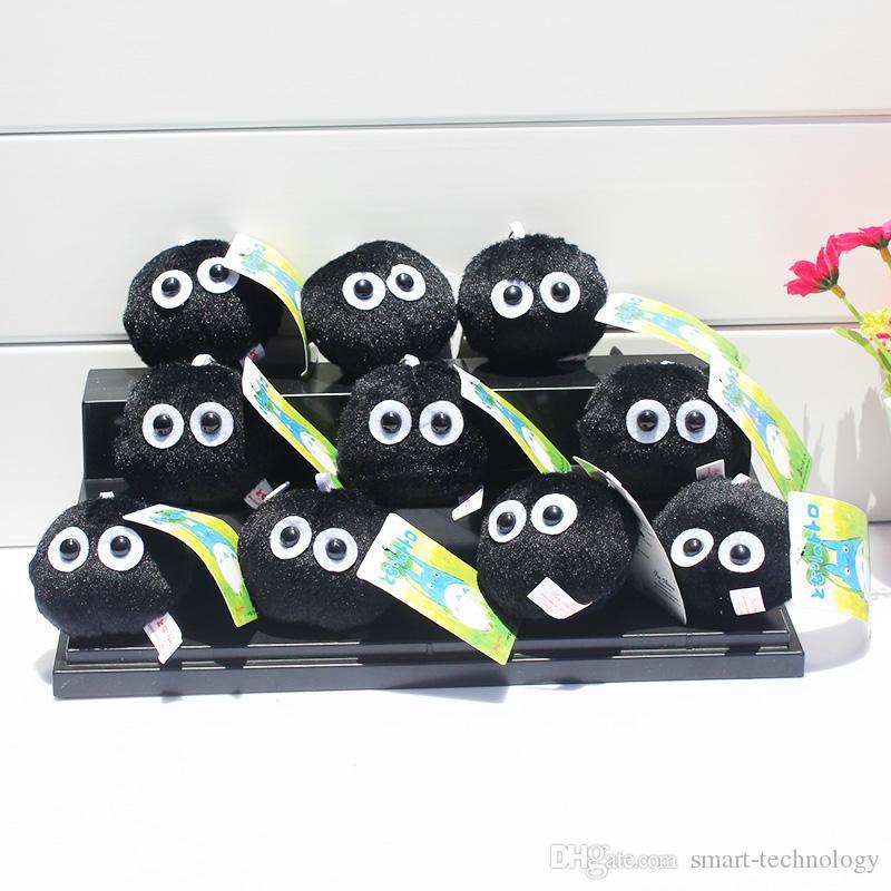 جارتي Totoro Fairydust القطيفة لعبة دمية لينة مع حزام دمية محشوة / شحن مجاني