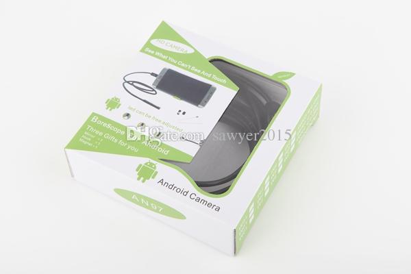 1.3MP للماء USB منظار التفتيش كاميرات و 5.5mm 7MM 5M 10M الأفعى Borescope الأنبوبة مع 6 المصابيح لالروبوت هاتف حاسوب