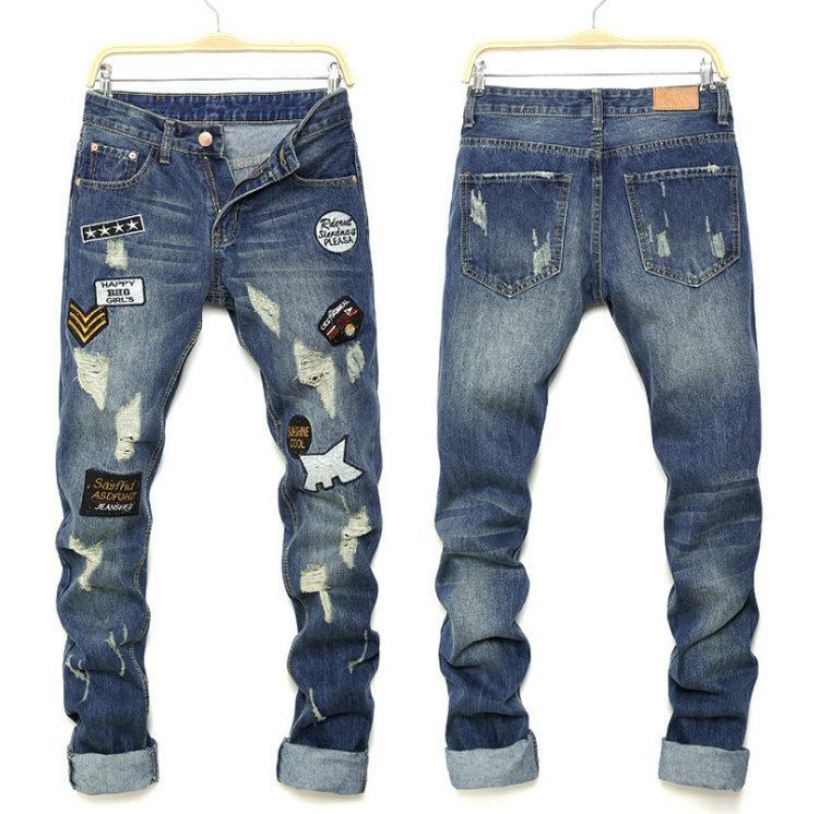 Denim Petits 34 Du Jeans Acheter Casual Slim Taille Pantalon Pantalons Hot 12 Jeans New 38 Homme Jeans Homme De La 36 Pieds Plus Straight 28 Pantalons HXwnxwz4q