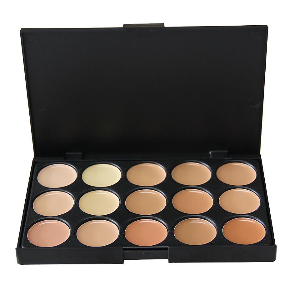 Professional Salonparty Contour Face Cream Makeup Concealer Palette