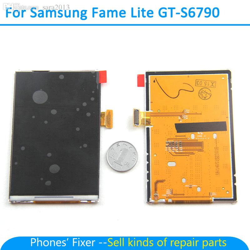 a1896e64024 2019 Wholesale For Samsung Galaxy Fame Lite S6790 GT S6790 S6818 LCD  Display Screen Original Quality From Sara2013, $20.03 | DHgate.Com