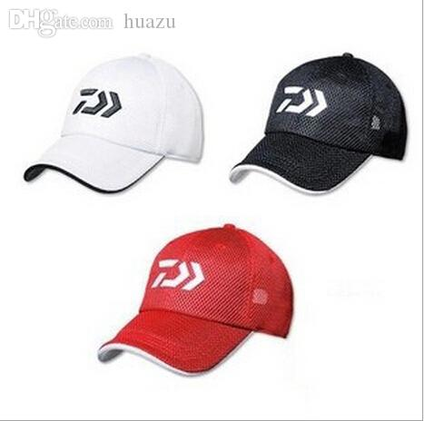 1ec127ee6ae Wholesale-Daiwa Fisherman Fly Fishing Caps Hat For Outdoor ...
