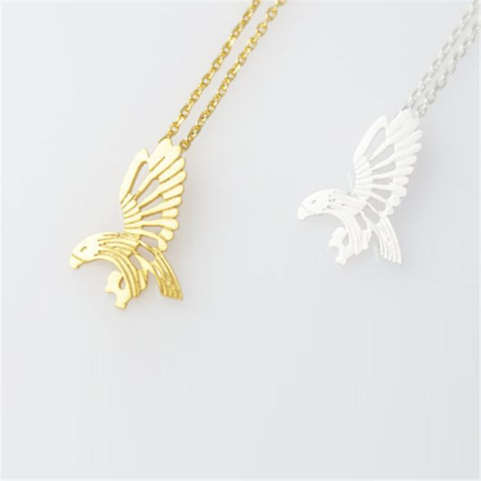 18 Karat Gold Überzogene Anhänger Halsketten für Frauen Mode Anhänger Halskette Einzigartiges Design Neue Ankunft für Sale16