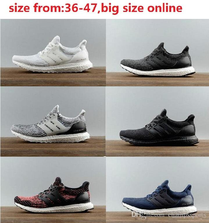 clearance lowest price 2017 New Ultraboost 3.0 Triple Black white Running Shoes CNY Ultra Boost 3 III Core blue oreo Athletic Shoes EUR 36-47 outlet cheap authentic sale footlocker finishline SPahCi7