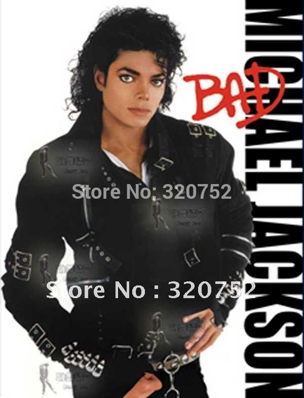 Wholesale Michael Jackson King Of Pop Posters Wall Applique Appliques From Prettyxiu 9166