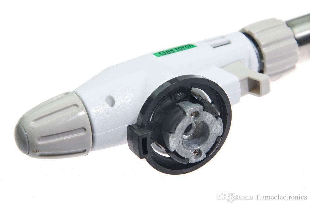 2015 Flame Gun Jet Torch Butane Gas Blow Burner Welding Solder BBQ Soldering Lighter Gas Torch Lighter