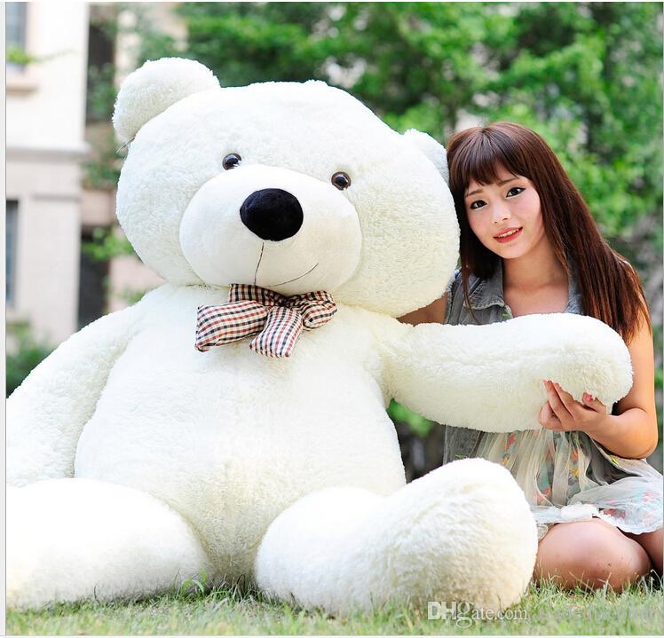 2019 2016 White Toys 6 Feet Big Teddy Bear Stuffed Giant