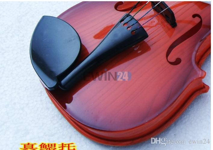 Simulação de Violino Brinquedo Instrumento de Música Mais Velha Infância para Crianças Crianças Nova e Boa Qualidade de Venda Quente