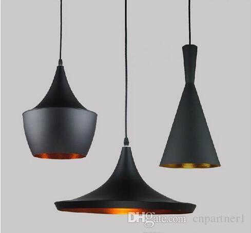 85 265v Tom Dixon Tall Fat Wide Pendant Lamp Creative Diy
