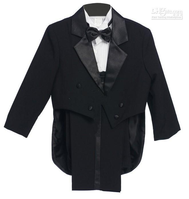 2015 New Arrival Stylish Christmas Wedding Dress Boy Suit Groom Wear & Accessories Boys' Attire Groom Tuxedos/ set