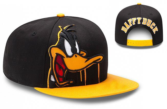 Daffy Duck Snapback Caps Black Two Different Styles Classic Cartoon Hats  Wholesale   Dropshipping ! Trucker Hat 59fifty From Tsxm c622de6e62e