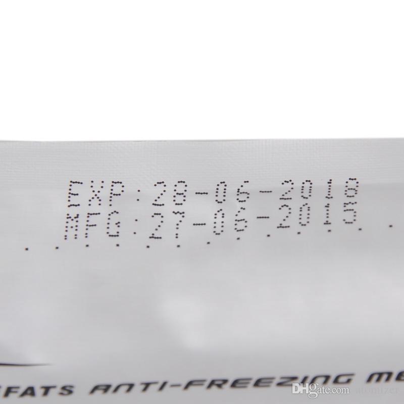 Membrana anticongelante 27 * 30CM 34 * 42CM 28 * 28CM 22 * 24cm Membrana anticongelante Almofada de membrana anticongelante para crio terapia 0601066