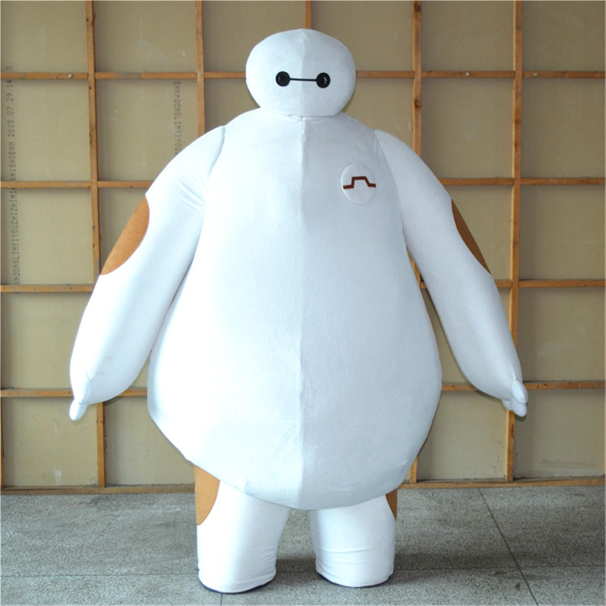 new big hero 6 best quality fancy dress costumes mascot performance animal explorer school mascots character adults costumes for guys - Good Halloween Costumes For Big Guys