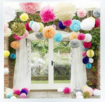 2018 paper crafts wedding decorative paper flower ball paper flower see larger image mightylinksfo Image collections