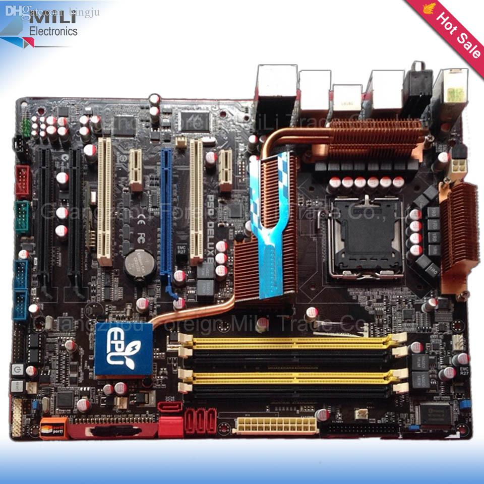 Drivers for ASUS P5N-T Deluxe Motherboard for Windows 8