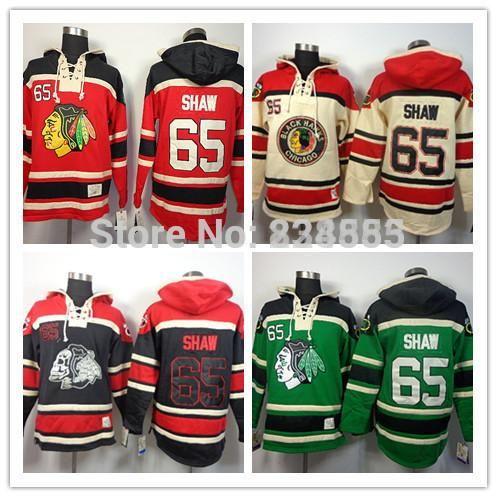 Best New Chicago Blackhawks Hoodies Jerseys #65 Andrew Shaw Old Time Hockey  Hoodies Sweatshirts Black Skull Green Red Beige M 3xl Under $29.75   Dhgate. Com