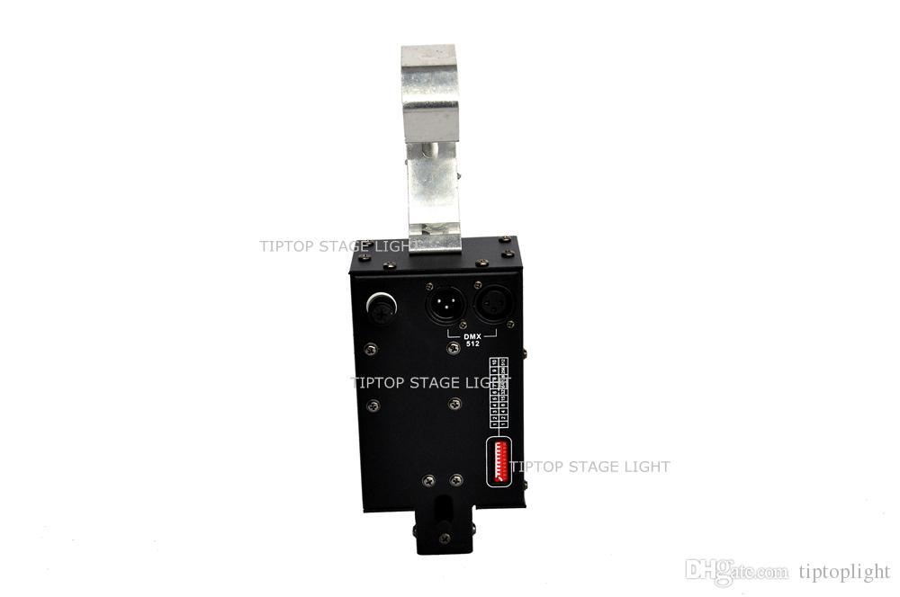 TIPTOP Flightcase 10in1 упаковка DMX / ручной занавес падение 100 Вт отпустите занавес падение мощности вход / выход Con электромагнитный замок TP-D08