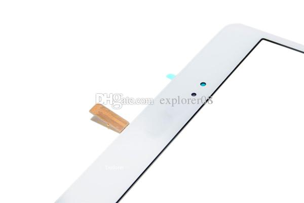 OEM para Samsung Galaxy Tab A 8.0 T350 VS T351 T355 lente de cristal del digitizador de la pantalla táctil con piezas de repuesto de cinta adhesiva