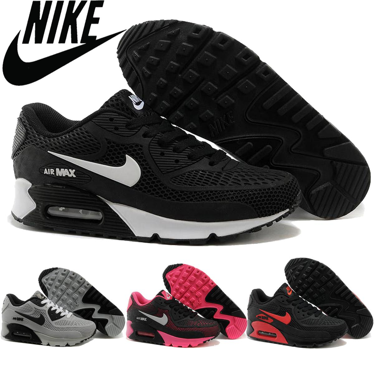 the latest 7d5c3 a1e5e Nike Air Max 90 Kpu Running Shoes For Men, Top Quality Athletic Air Max 90  Hyperfuse Outdoor Sport Sneakers Eur 40 45 New Arrival Trail Shoes Shoes  Running ...