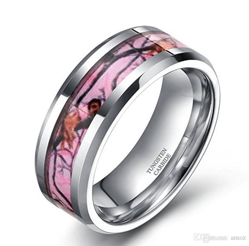polished rings comfort eternity unisex titanium wedding women ring promise steel valentine dp fit wide band stainless silver