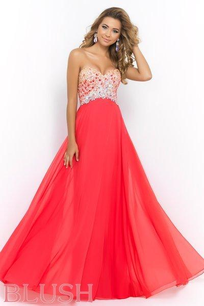 Free Shipping Chiffon Sweetheart Beadings Backless Evening Club Prom Dress Sexy High Quality A Line Empire Custom Made