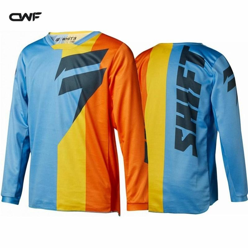 4Styles Men Motocross MX Jersey Mountain Bike DH Clothes Bicycle ... 04bc27e98