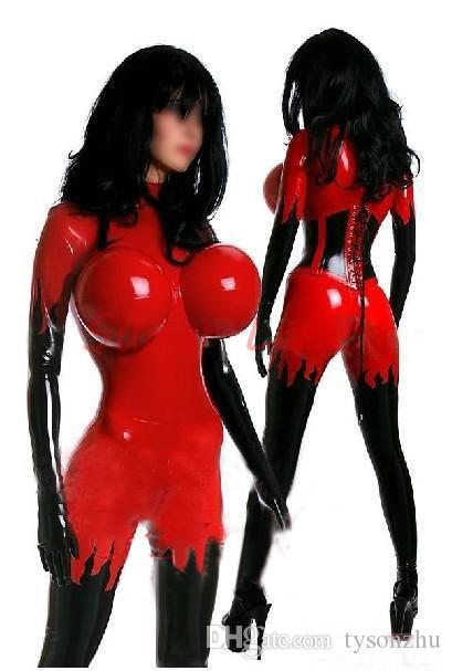 2018 Latex Catsuit Rubber Bodysuit Attached Inflatable Breast Drag Queen Latex Bodysuit From Tysonzhu $230.16 | Dhgate.Com  sc 1 st  DHgate.com & 2018 Latex Catsuit Rubber Bodysuit Attached Inflatable Breast Drag ...