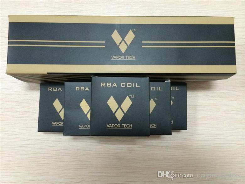 Vaportech A1 wire 30 Pieds Authentic 22 24 26 28 30 32 Jauge pour DIY reconstructible RDA RBA atomiseur DHL Gratuit