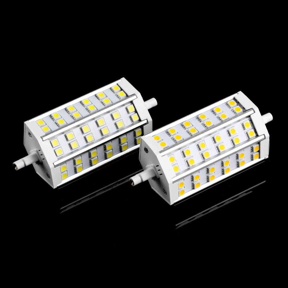 Replace 100w Halogen Lamp 10w R7s 42 Smd 5050 Led Floodlight Bulb