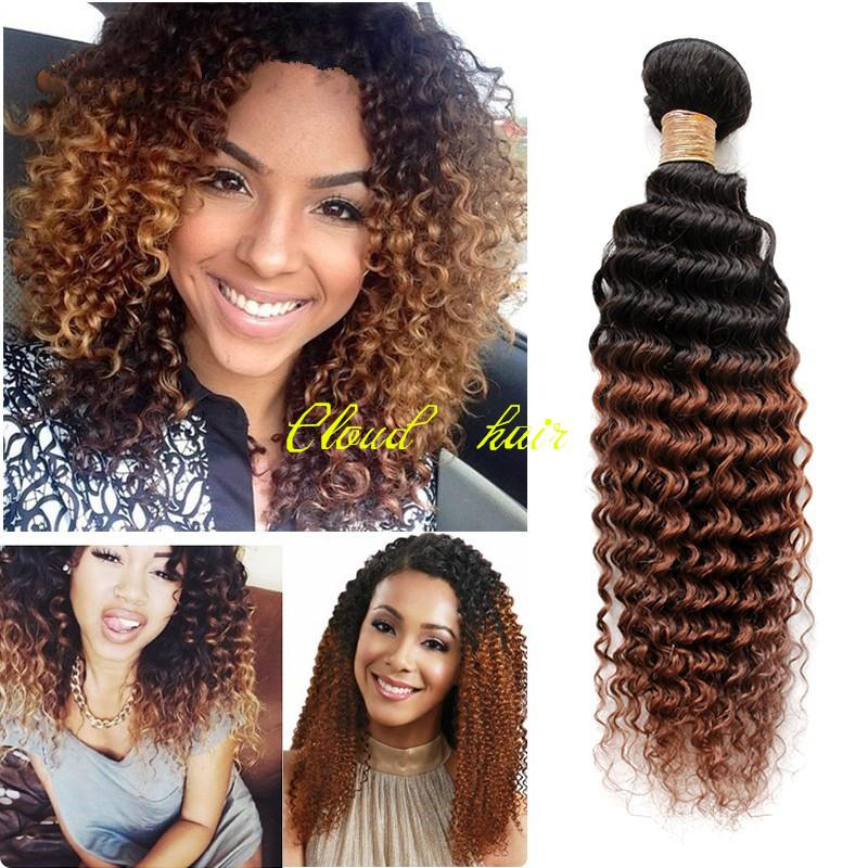 Cheap 1b 30 ombre kinky curly hair extensions virgin mongolian see larger image pmusecretfo Choice Image