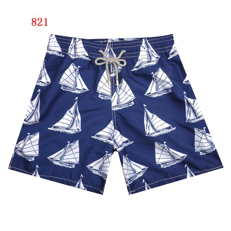 2017 New Man Surfing Beach Shorts Men Brand Designer Swimwear ...