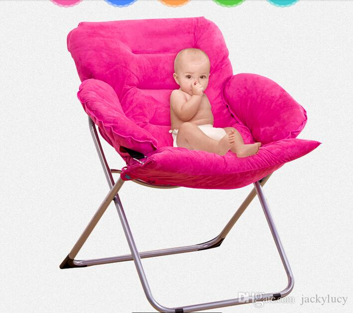 Fashion Foldable Living Room Computer Chair Soft Furniture Sofa Leisure Chairs For Kids Women Best Gifts Available