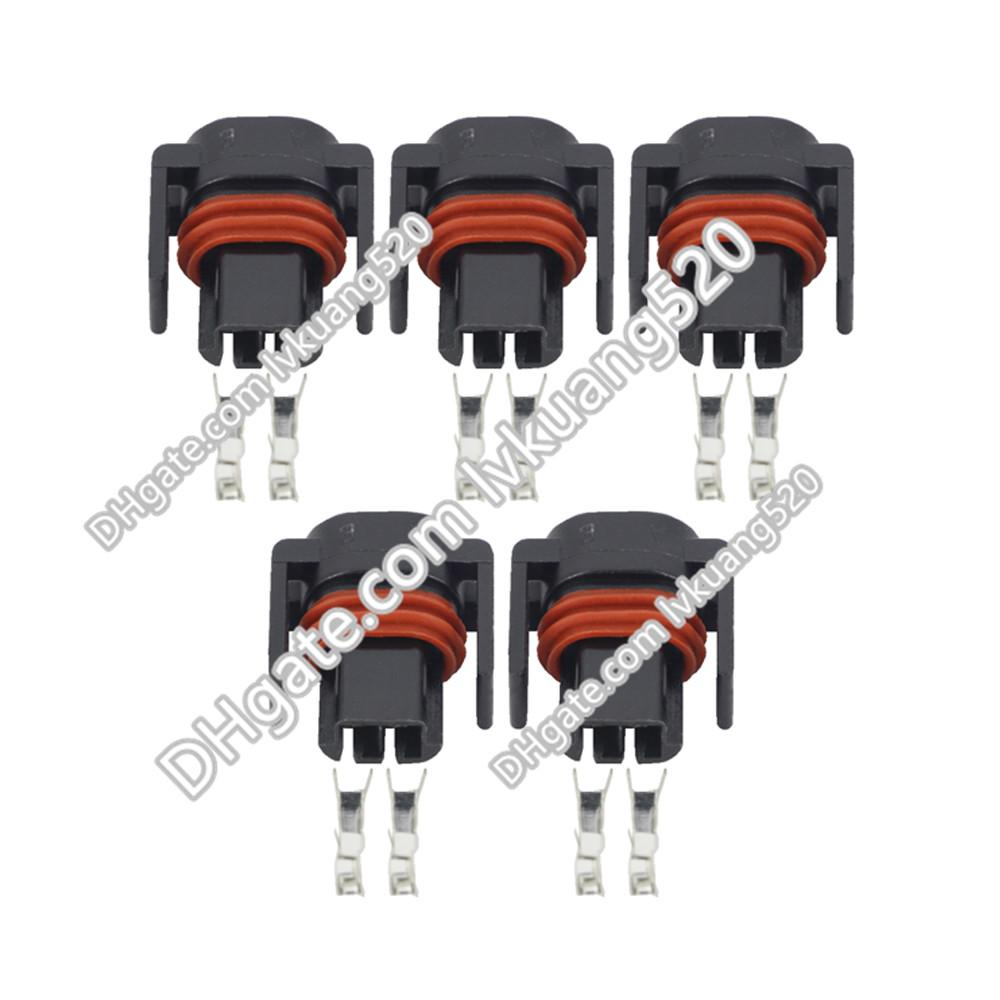 2 Pin 1.5mm Automotive Wiring Harness Connector Plug Connector with  Terminal DJ7027Y-1.5-21 1.5mm Series Connector Automobile Connector 2 Pin  Connector ...