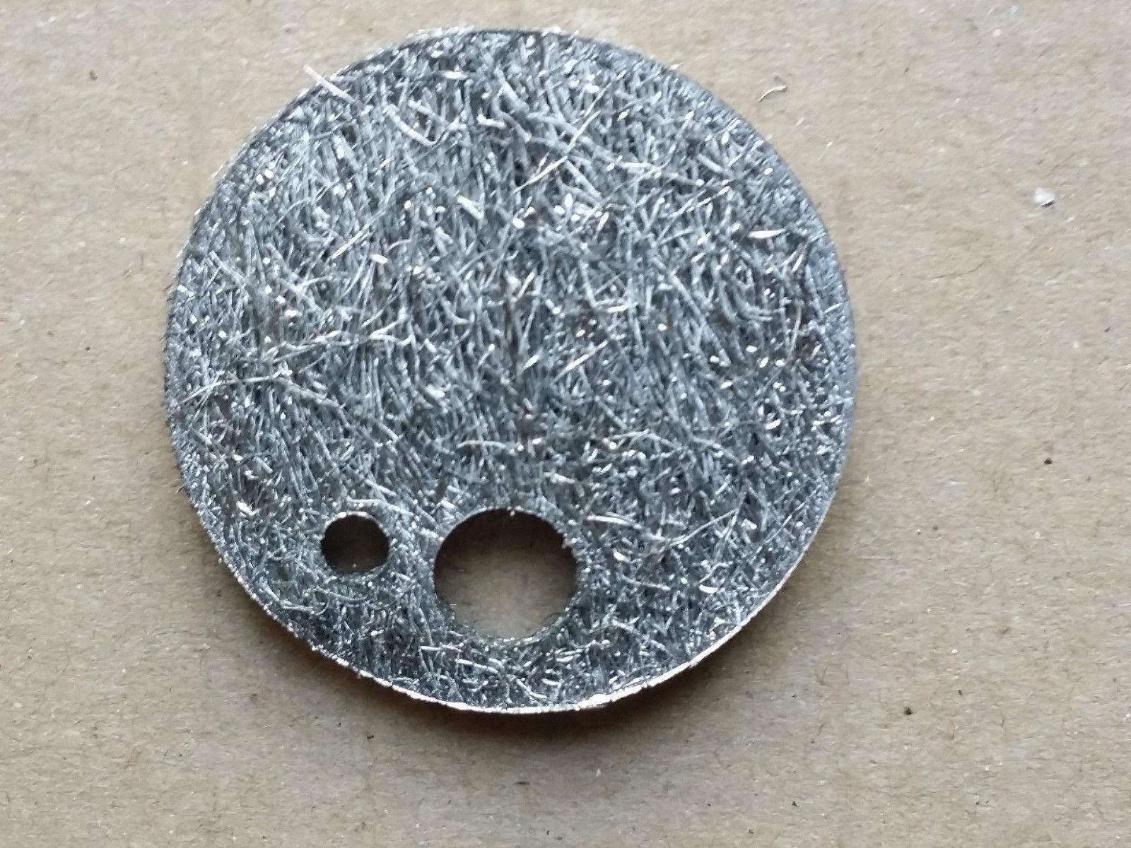 Pantalla de reemplazo del quemador Webasto AT 2000 33 * 3.3mm o 33 * 2.5mm