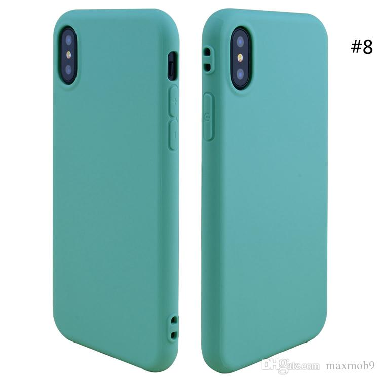 New cell phone case for iphone 11 pro XS max XR X 6S 7 8 plus TPU silicone soft mobile phone case slim ultra thin quality cheap case cover