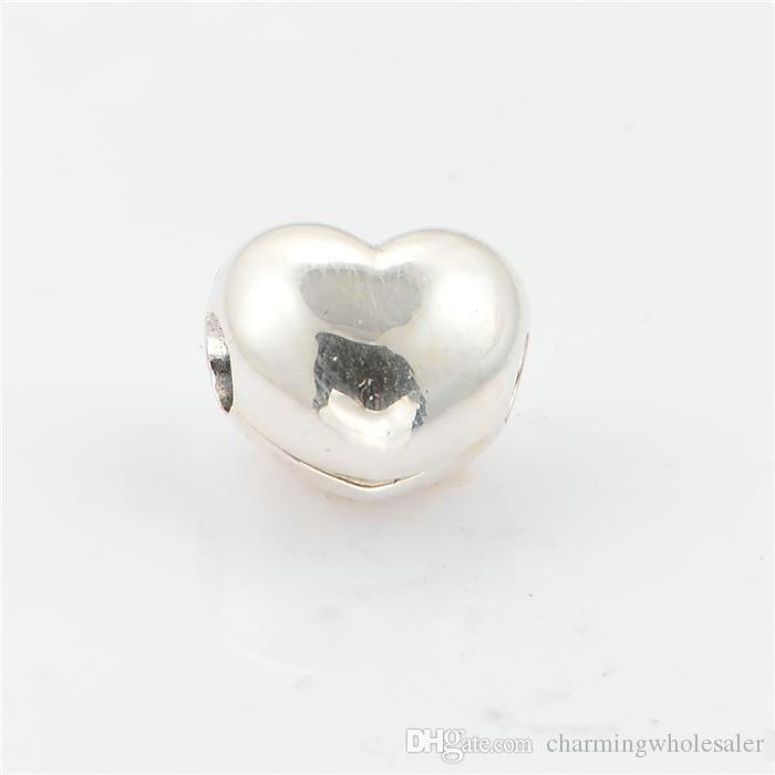 Charms clips beads S925 sterling silver fits for european pandora style charms bracelets KT089-NH9