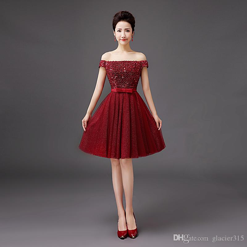 Cheap cocktail homecoming dresses