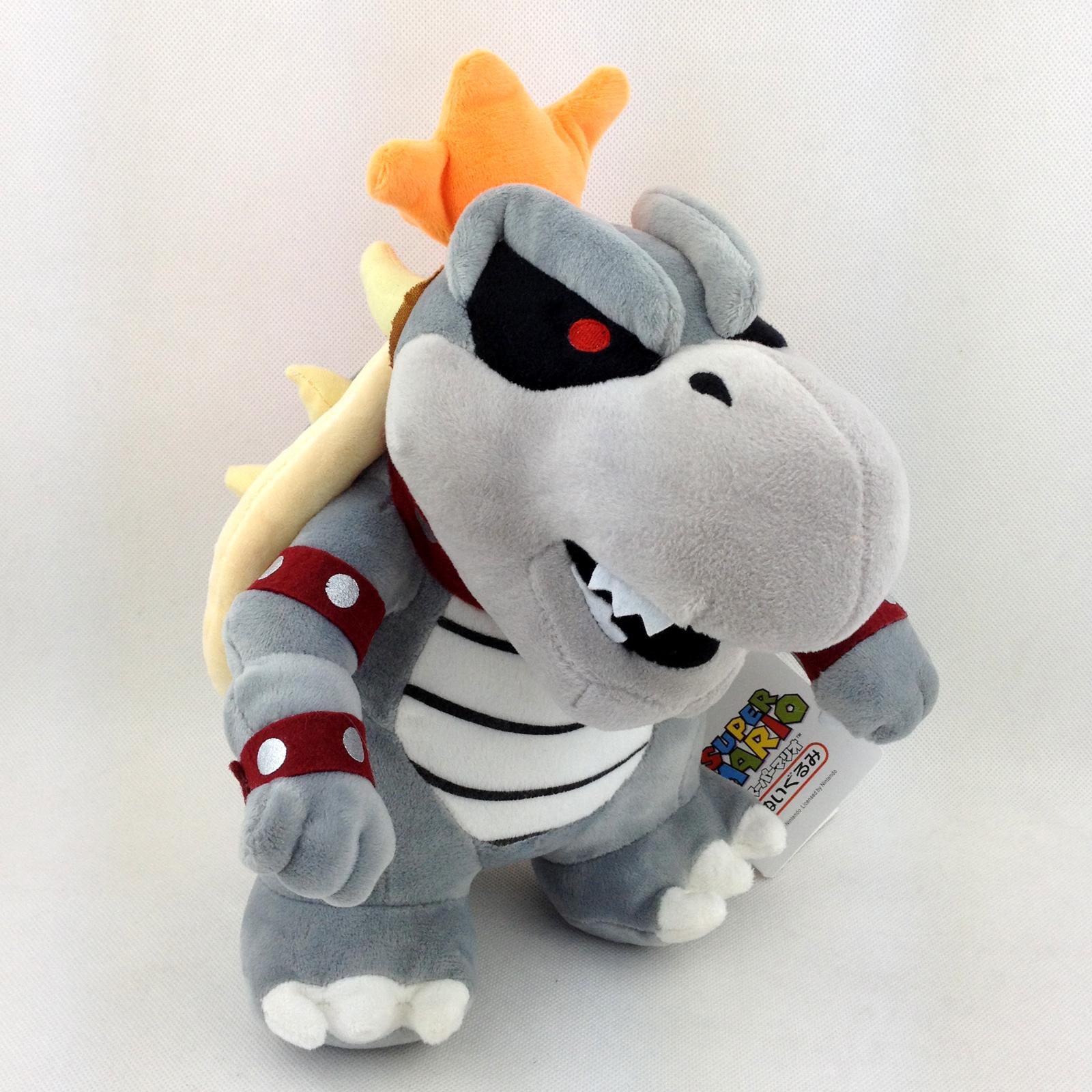 2018 Dry Bowser Super Mario Bros Bones Koopa Troopa Soft ...