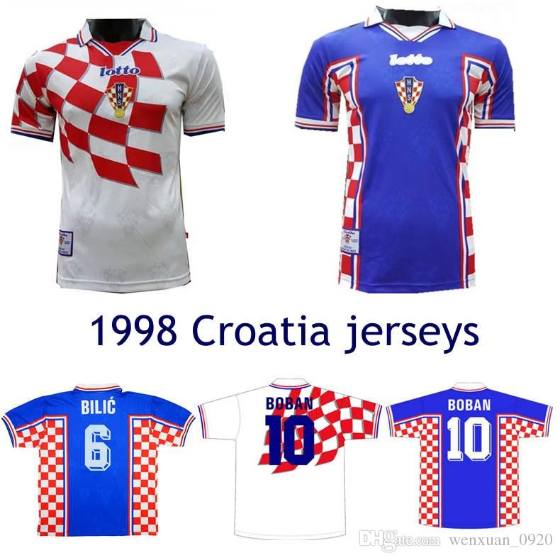 croatia national team jersey