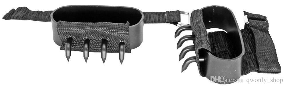 outdoor New Ninja Shuko Tree Climbing Heavy Duty Hand Claw Spikes Set of Claws paw hooks self defense
