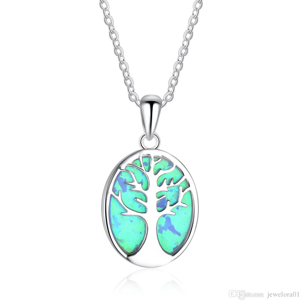 com amazon dp gifts with pendant silver mom jewelry blue simulated and cz box baby chain necklace turtle sterling opal