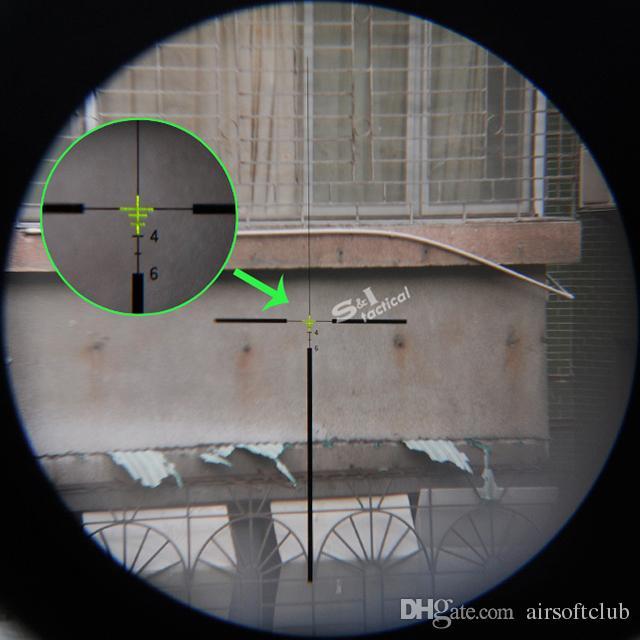 NEW Trijicon ACOG 4x32 Real Fiber Источник Green Illuminated винтовка Tactical Scope Охота с RMR Mini Red Dot Sight Dark Earth