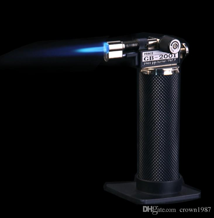 Blue Flame Kitchen: 2018 Gb2001 Butane Torch Chef Blowtorch Jet Flame Jewelry
