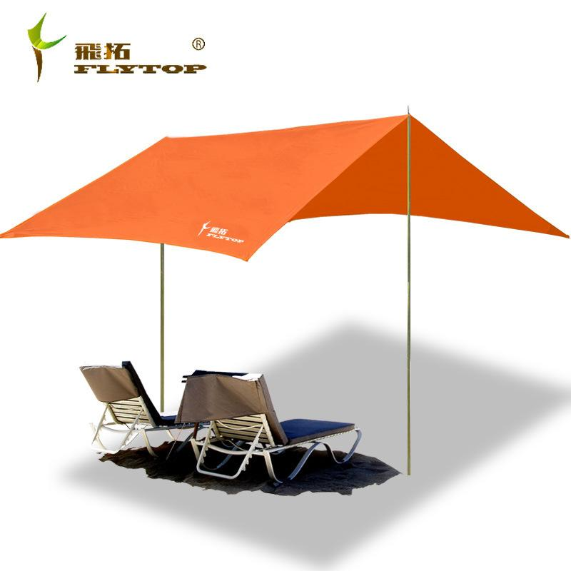 See larger image  sc 1 st  DHgate.com & Outdoor Sun Awning Shelter Camping Tent Picnic Canopy Tent Sun ...