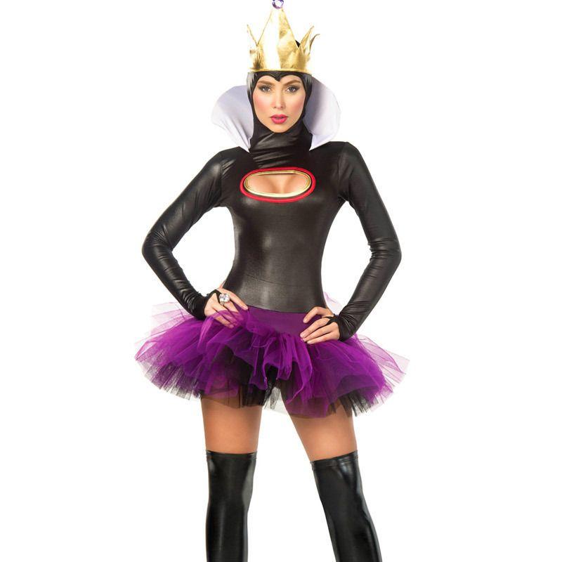 Continental Devil Halloween Costume Witch Costume Queen Drag Queen ...