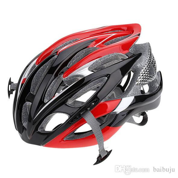 26 Vents EPS Deportes al aire libre Mountain Road Mtb Ciclismo Bicicleta Casco ultraligero
