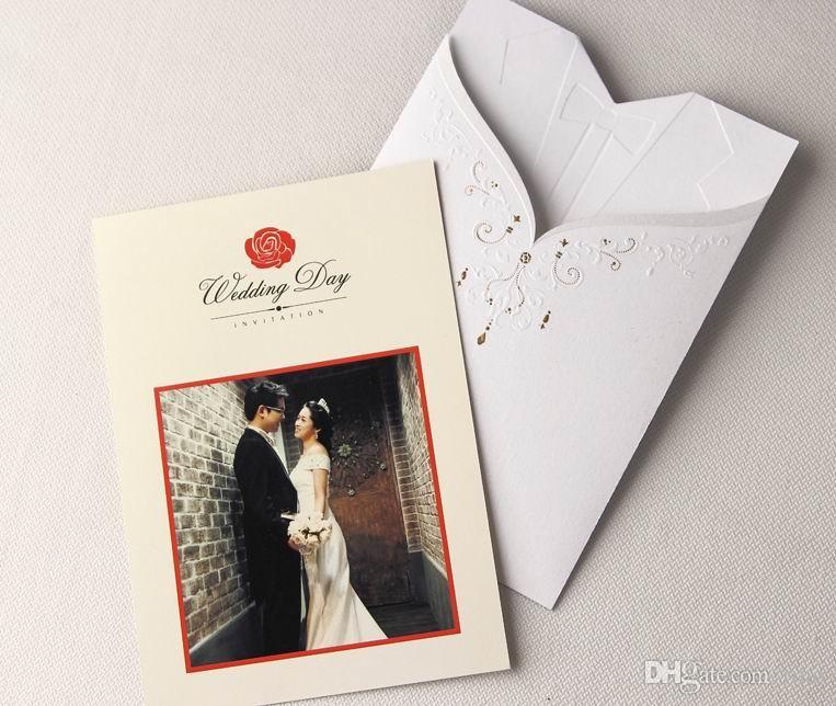 Приглашение на свадьбу жениха и невесты своими руками