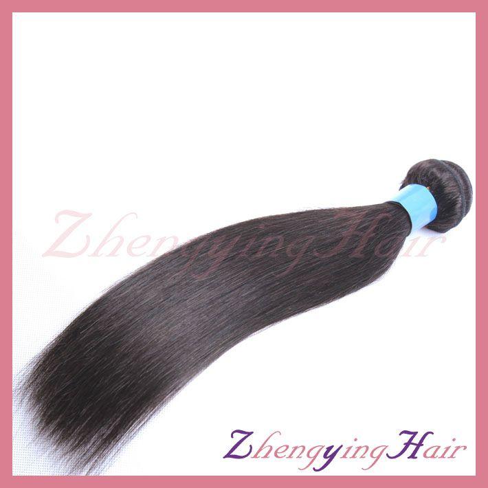 Top Rated Silky Straight Virgin Peruvian Human Hair Weavenatural