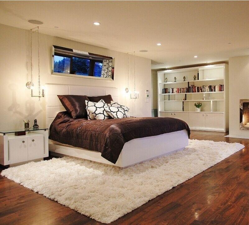 Contemporary Master Bedroom With Shaw Carpet: Home Rugs Living Bedroom Plush Rugs Broadloom Carpet Shaw