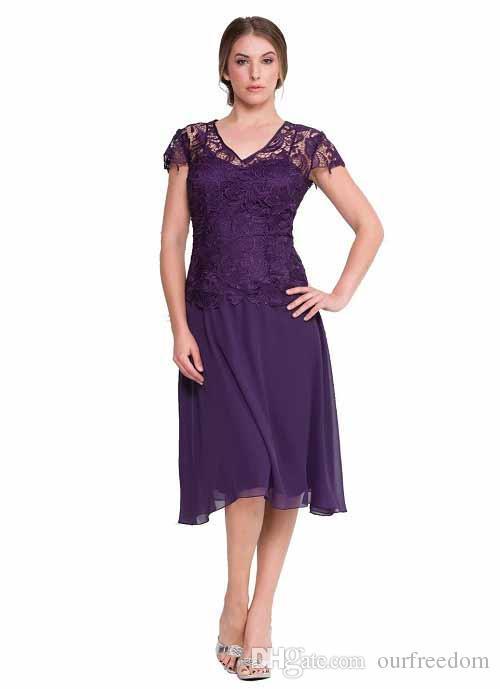 Серебряные и фиолетовые платья для жениха 2019 Eleagnt V-образным вырезом с длинным рукавом с узором длиной до пола Свадебные кружева Формальное свадебное платье большого размера